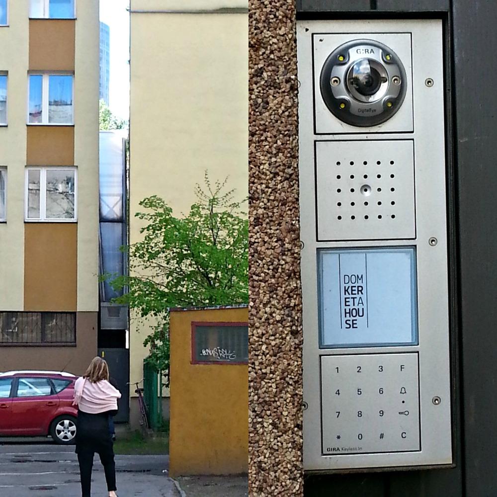 בית קרת ורשה